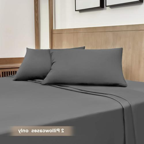 Cok Pillow 20x30 Inch, Brushed Microfiber Luxury,