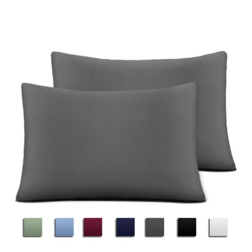 pillow cases 20x30 inch brushed microfiber 1800