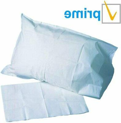 "Pillow Cases, Blue 100 Pillow Covers 21"" x 30"""