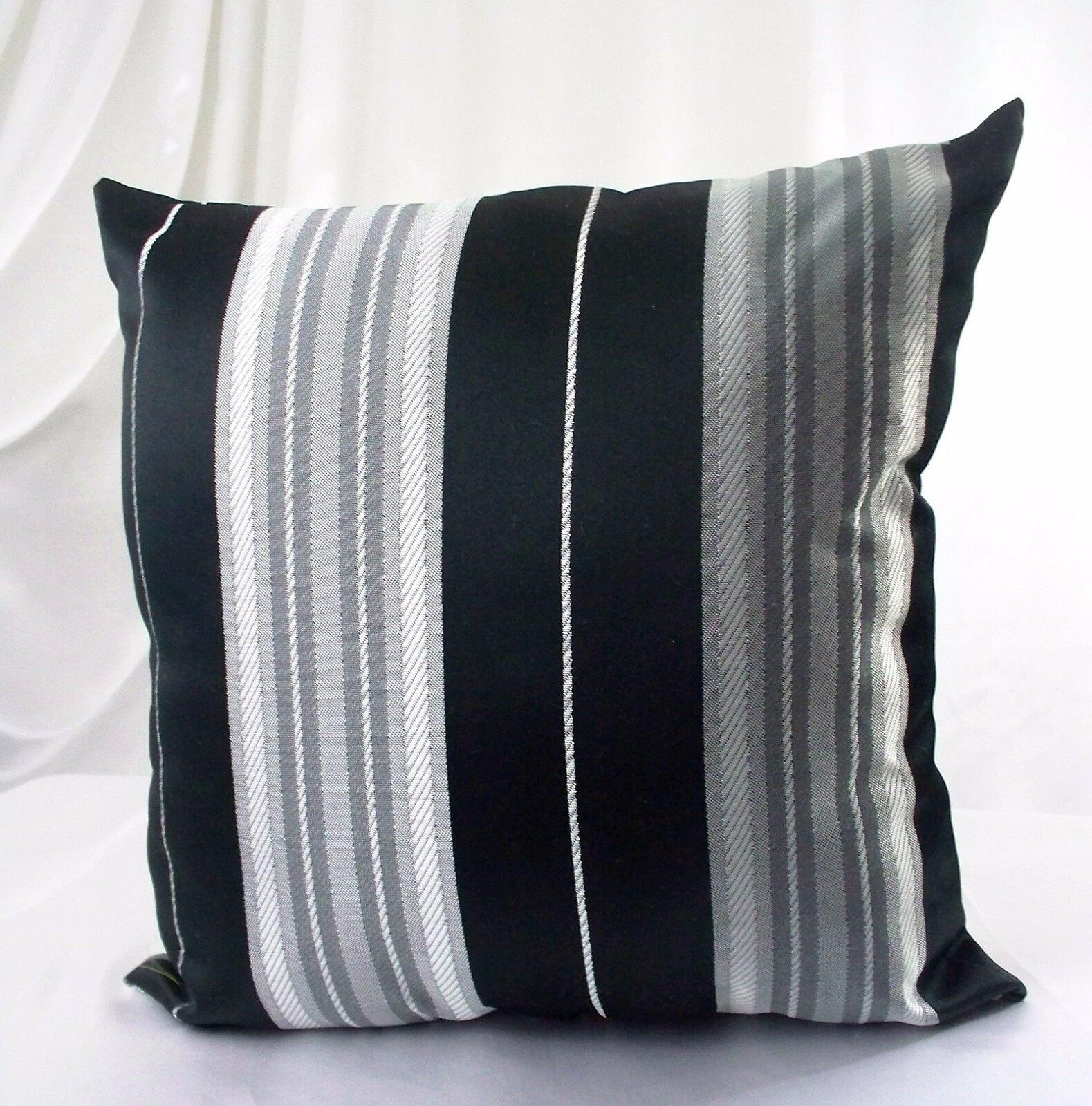 Pillow cases Cover Black White Cushion Throw Sham Sofa