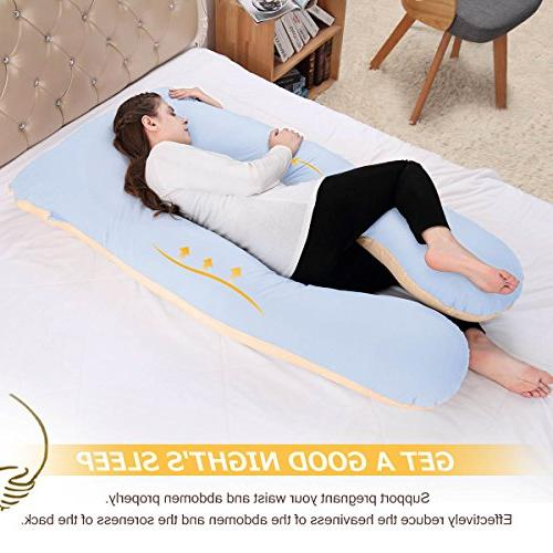 """with Cotton Pillow 60"""" 31"""" 7.8"""""""
