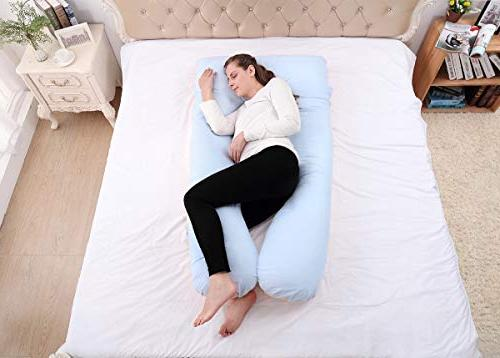 """Body Pillow with Removable Pillow By 60"""" x 7.8"""""""