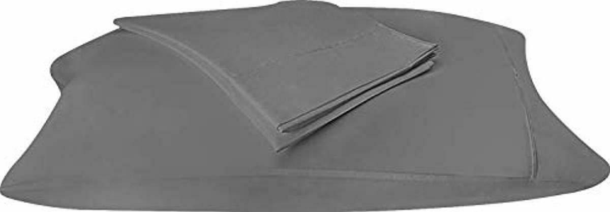 Utopia Bedding Pack Brushed Microfiber Cover Double-Stitch