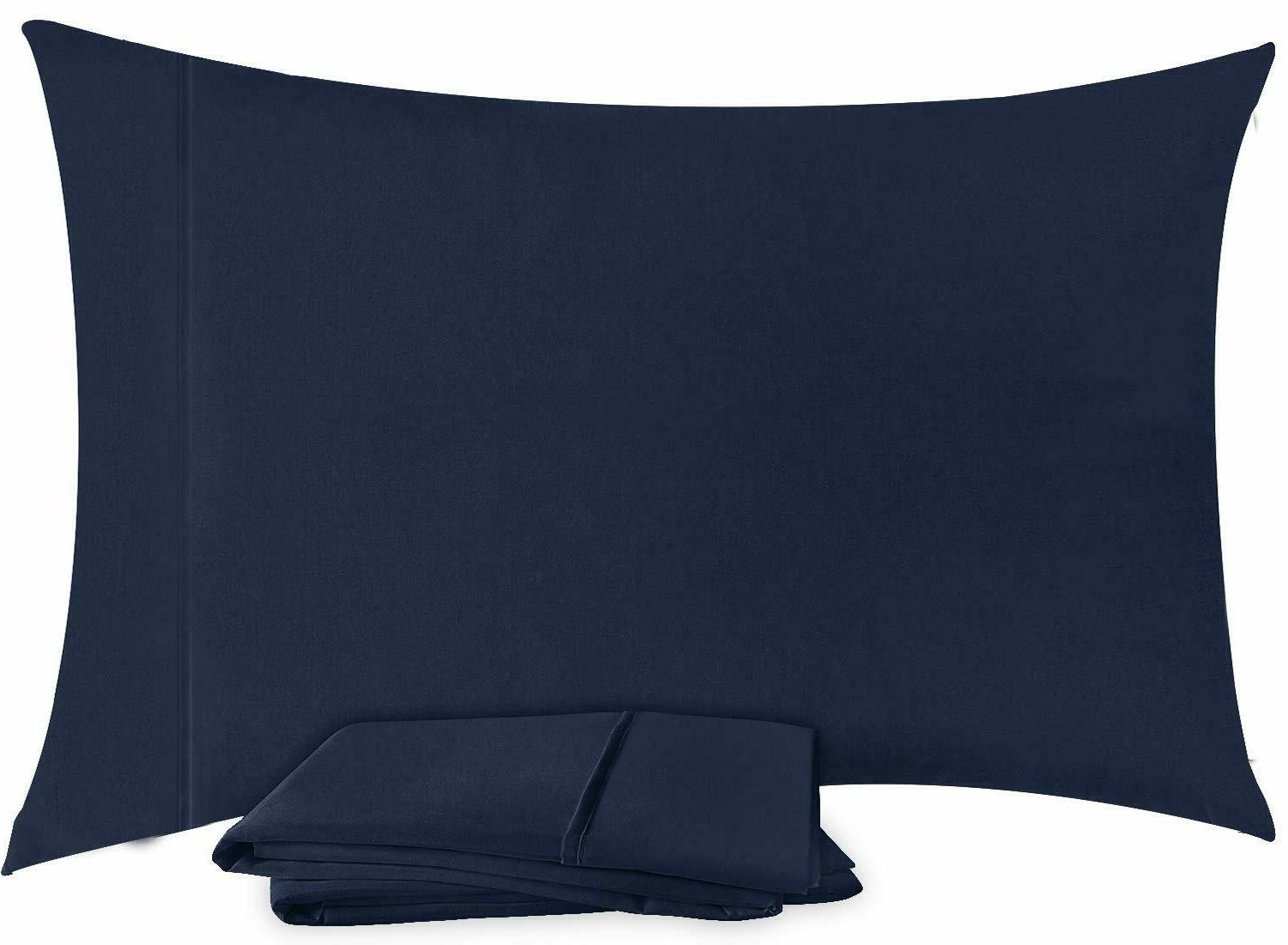Utopia Pillowcases 2 Pack, -Brushed Microfiber Covers