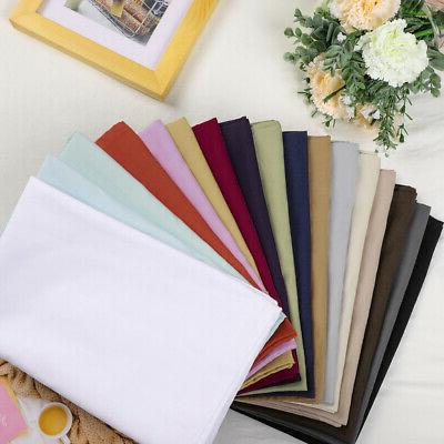 Pillowcases 100% Brushed Microfiber Case Cover with Zipper,
