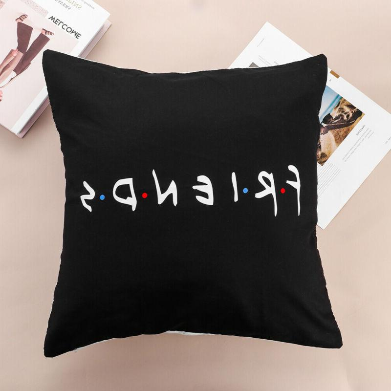 Sofa Polyester Pillow Covers Pillow Cover