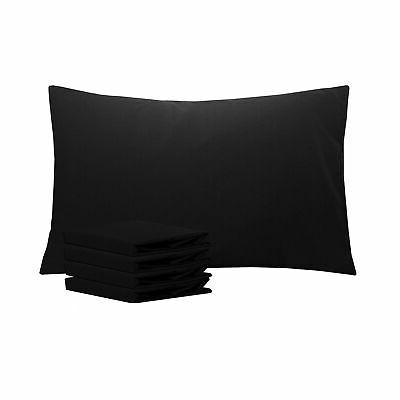 queen pillowcases set of 4 100 percent