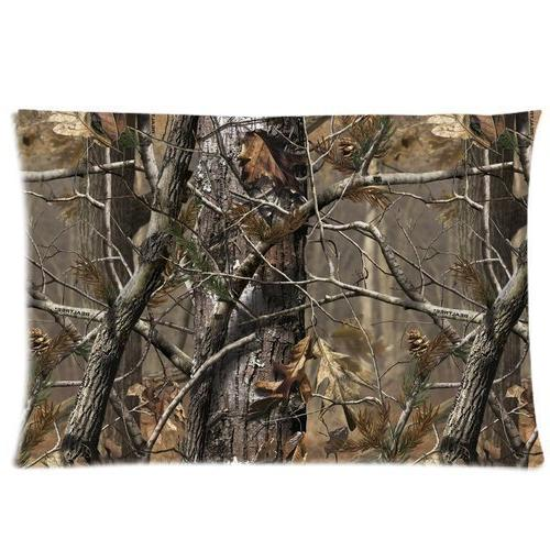 realtree camo pillow cases covers
