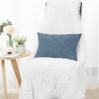 Rectangle Pillow Cases Pillow Cover Christmas Cushion Cover