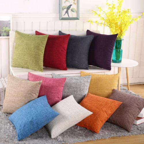 Home Colorful Outdoor Cushions Cover
