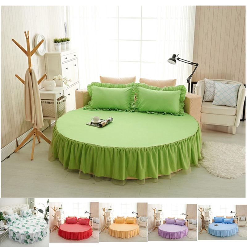 Mattress Cover+2 Bed 78inches Dia 6 Color WCV