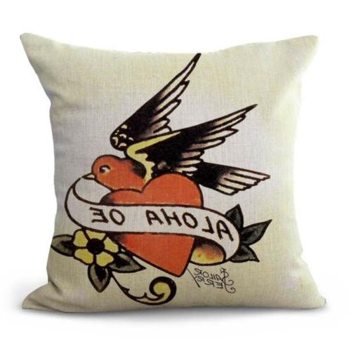 set throw pillow cases
