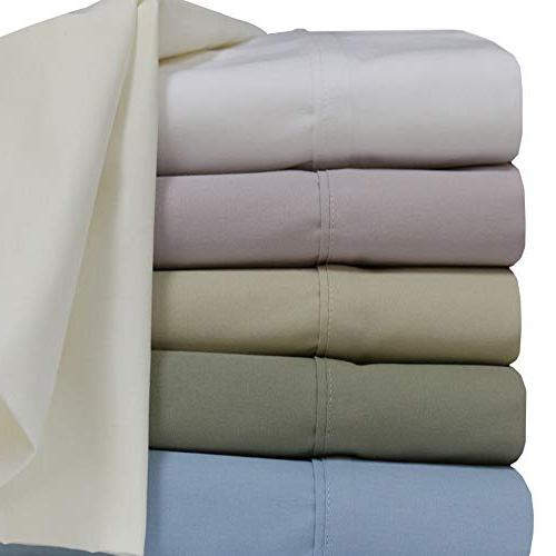 sheetsnthings Set Pillowcases- Solid Percale