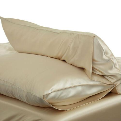 Solid Queen/Standard Pillow Bedding