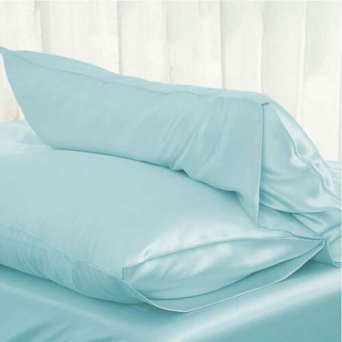 Solid Pillow Bedding Smooth