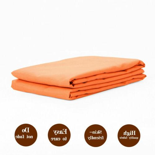 1800 Shams Soft Pillow Case Cover Set of Queen Size