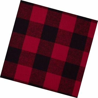 Stone Beam Rustic Buffalo Breathable Flannel