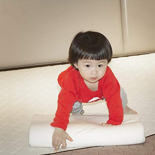 Easy-Tang Kid Memory Pillow for Sleeping, Pillow Ideal for Toddlers, with Removable Zipper Bed Case