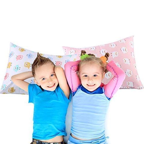 """Pillowslip sizesd 18"""" or 12x Kids Cover Baby Pillow Owl"""