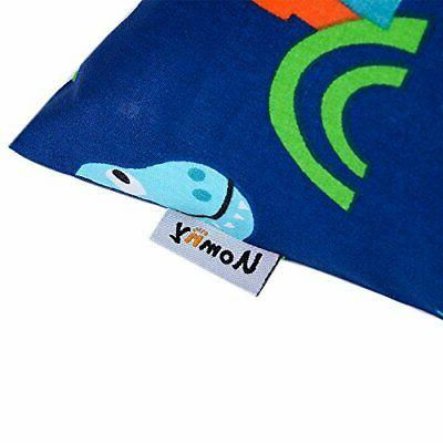 UOMNY Toddler 1 100% Pillow Cover