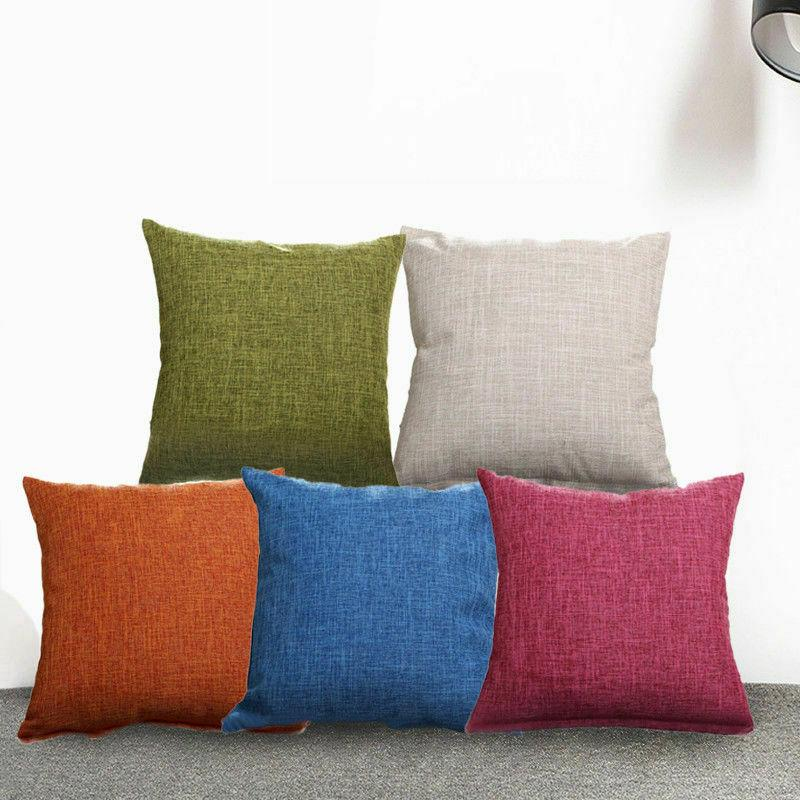 """US 22"""" Large Cushion Cover Pillow Home"""