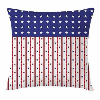 usa throw pillow cases cushion covers home