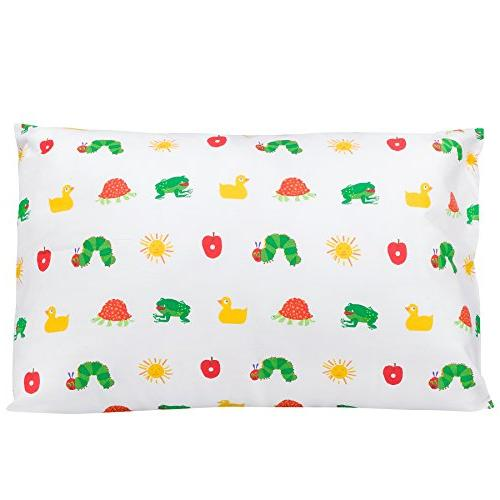 Wildkin Hypoallergenic Case, Features 100% Soft Coordinate Other Bedding and Very Caterpillar