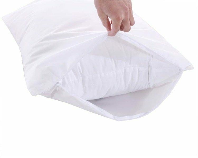 waterproof pillow protector 3m stain release