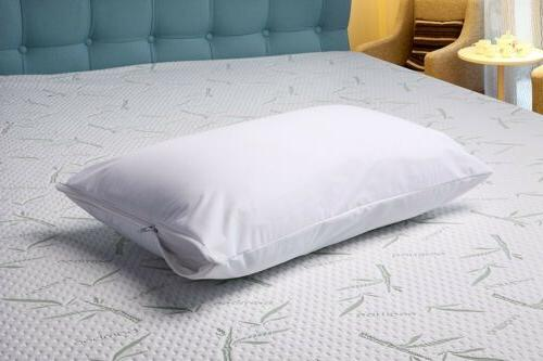 Waterproof Zippered Bed Bug Cover