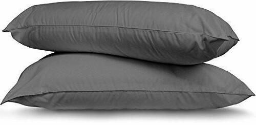 Utopia Pillow Cases Pack 2King