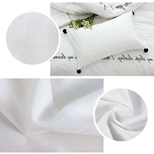 4-Pack Pillow Premium 100% Cotton Zippered Pillowcases Covers, Dust & Pillow Protectors,