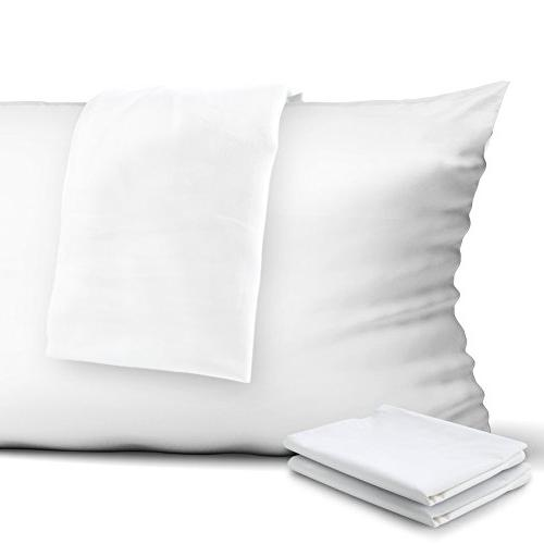 zippered pillow protectors pillowcases