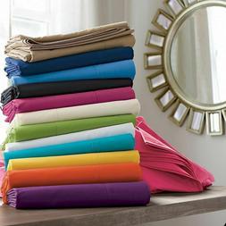 Liquidation Sale Pillowcases Set of 2 100% Cotton 400 Thread
