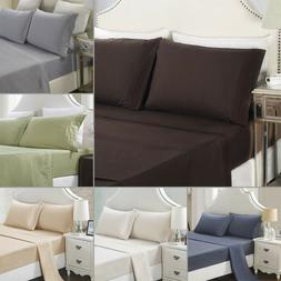 Luxurious Solid Color Pillow Cases Covers Pillowcase Standar