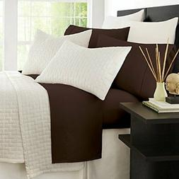 Zen Bamboo Luxury 1500 Series Bed Sheets - Eco-Friendly, Hyp