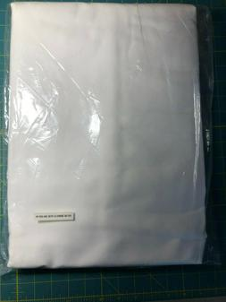 Luxury Hotel Quality Queen Duvet Cover Sateen White