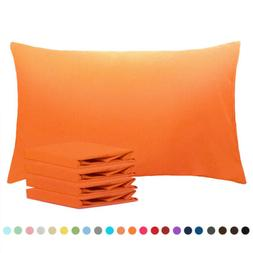 Ultra Soft Microfiber Pillowcases Set of 4 Pillow Cases Cove