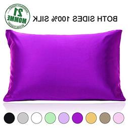 Ravmix Mulberry Silk Pillowcase for Hair and Skin 21 Momme 6