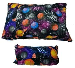 MY Pillow Travel Sized Pillow Case   - FLANNEL DESIGNS