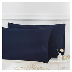 Shunjie.Home Egyptian Cotton Pillow-Cases 600 Thread Count S