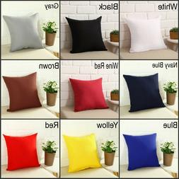 new square home sofa decor pillow cover