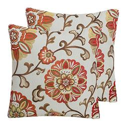 OpenBox Pack of 2 Simpledecor Throw Pillow Covers Decorative