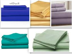 Persian 1800 Collection Set of Two Pillow Cases - Five color