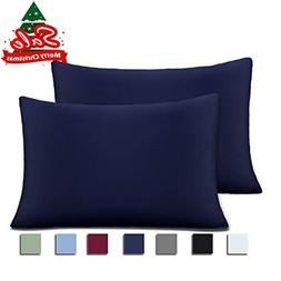 "Cok Pillow Cases 20""x26"", Brushed Microfiber 1800 Luxury, So"