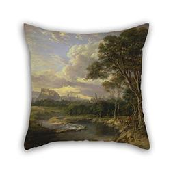 Uloveme Pillow Cases Of Oil Painting Alexander Nasmyth - Vie