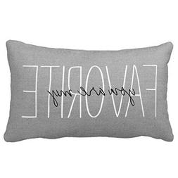 pillowcase home decorative cushion case