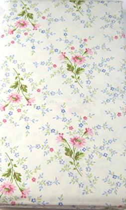 Set of 2 Ralph Lauren Standard Pillowcases- Floral 300 TC. 1