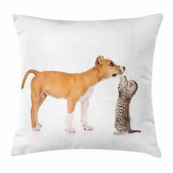 Pitbull Throw Pillow Cases Cushion Covers Home Decor 8 Sizes