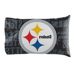 Pittsburgh Steelers Northwest Company 2 Pack Pillow Case