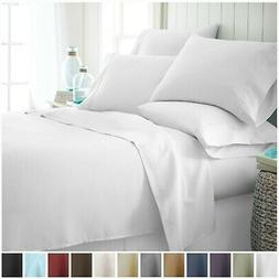 Soft Essentials Premium Ultra Soft 6 Piece Sheet Set - Assor